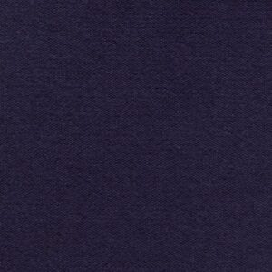 Marineblå - Italiensk bomuld-0