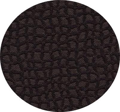 Hyndesæt: Sort Uld med mønster til Børge Mogensen 1789 Tremmesofa Uden knapper-1603